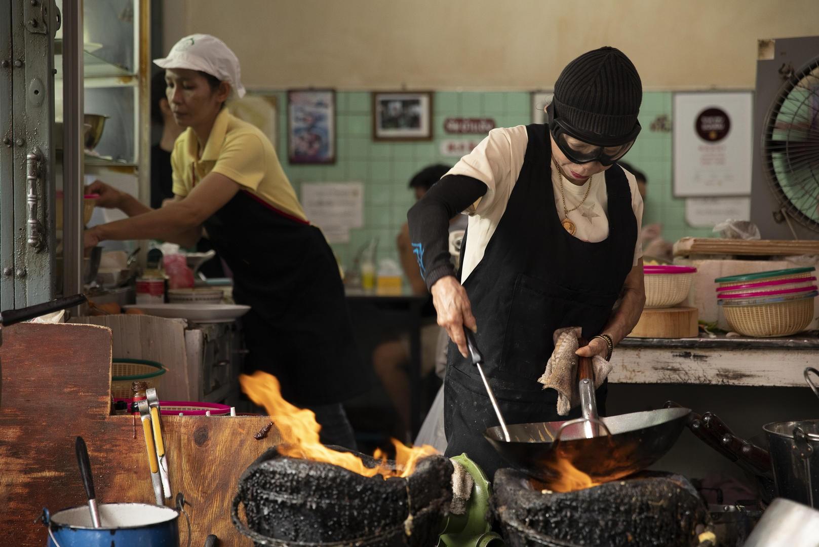 Street Food, série documental da Netflix (Foto: Divulgação/Netflix)