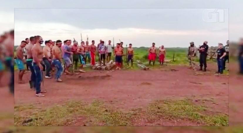 PF investiga morte de mulher após conflito em terra indígena no Pará