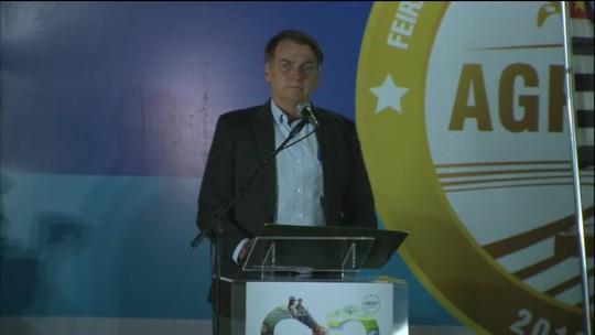 Bolsonaro quer isentar de punição proprietário rural que atirar em invasor