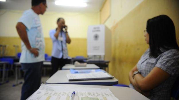 Casos em investigação ainda são relativos ao 1º turno das eleições (Foto: Tânia Rêgo/Agência Brasil/via BBC News Brasil)