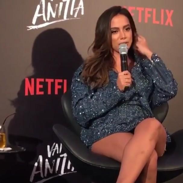 Anitta vai lançar documentário na Netflix (Foto: Reprodução)