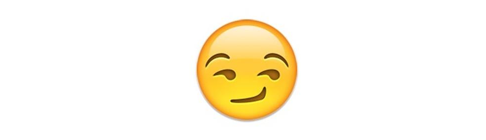 Esse é o emoji da risada mais safadinha — Foto: Reprodução/TechTudo
