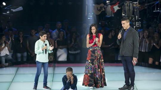 Allexandre Nunes, Juan Carlos Poca e Thay Araujo fazem técnicos chorarem em Batalha emocionante