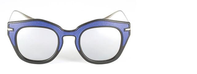 Edward Beiner (ou Eduardo, de Santos) conta o que aprendeu ao produzir óculos em impressora 3D (Foto: Christine Johnson/divulgação)