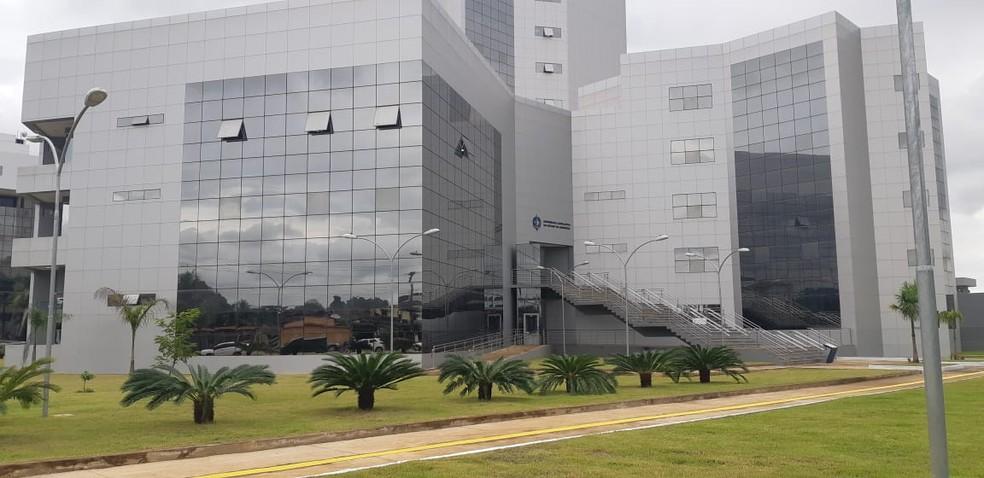 Assembleia Legislativa de Rondônia (ALE-RO).  — Foto: Cássia Firmino/G1
