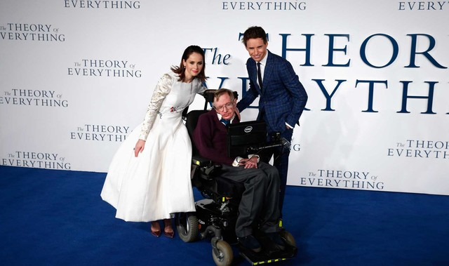 Stephen Hawking: Obrigado por tudo!