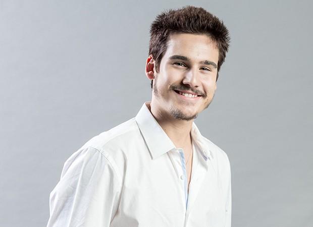 Samuca é o mocinho interpretado por Nicolas Prattes (Foto: Globo/Raquel Cunha)