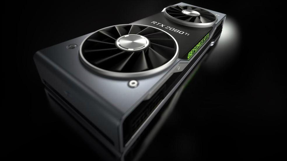 Nova arquitetura Turing da Nvidia chega às Geforce com as novas RTX 2070, 2080 e 2080 Ti (Foto: Divulgação/Nvidia)