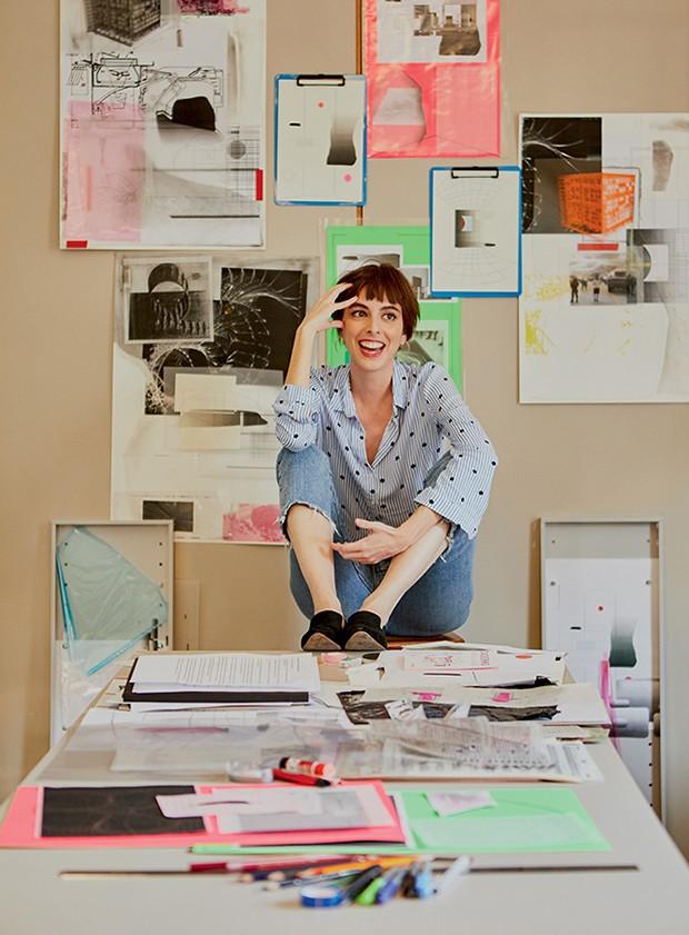 Luiza Crosman (Foto: Vivi Bacco)