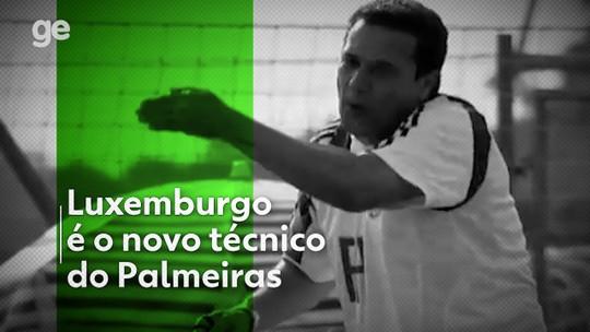 Palmeiras e Luxemburgo, a eterna busca pelo salvador da pátria