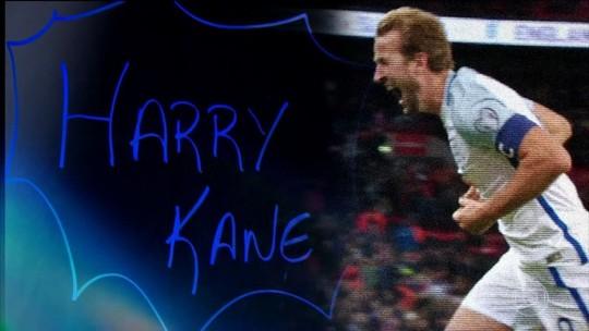 Com defesa difícil de ser batida, Inglaterra aposta nos gols de Kane