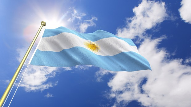Bandeira da Argentina (Foto: GETTY IMAGES  )