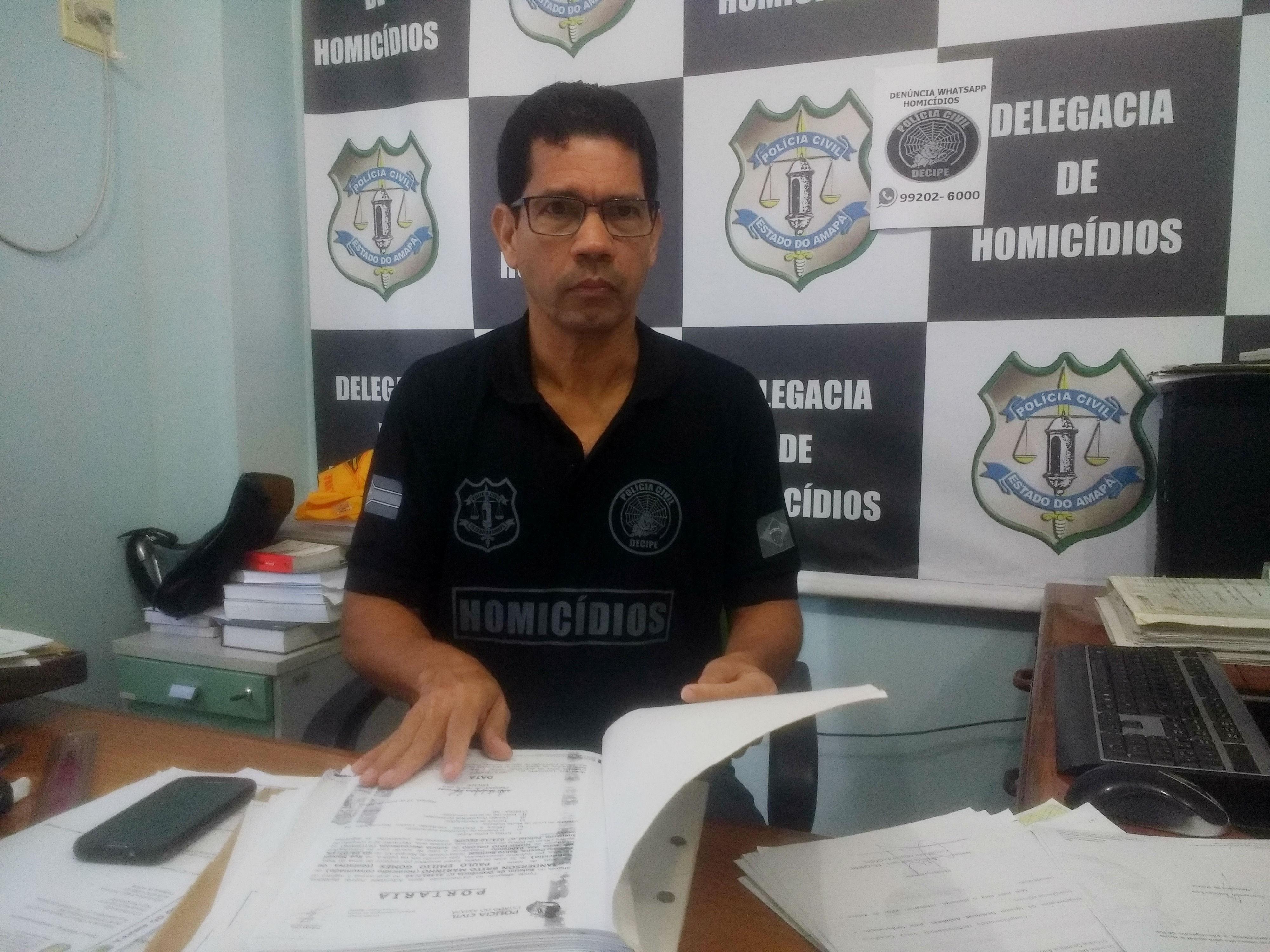 Suspeito de homicídio em Macapá é preso cinco meses após o crime e nega autoria