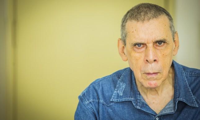 O autor carioca em um registro de 2016