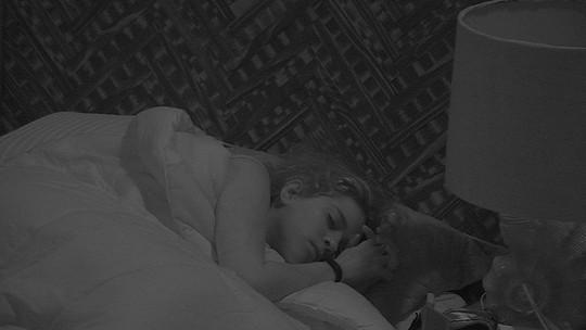 Todos os brothers dormem na casa do BBB18