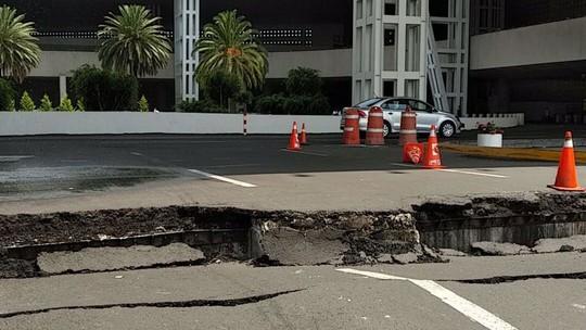 'Foi muito forte', diz brasileiro que mora no México sobre terremoto
