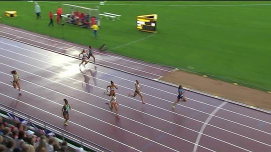 Lorraine Martins chega em 4º em bateria dos 200m livre no Mundial de atletismo sub-20