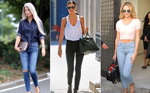 Descubra qual modelo de jeans é ideal para o seu formato de corpo