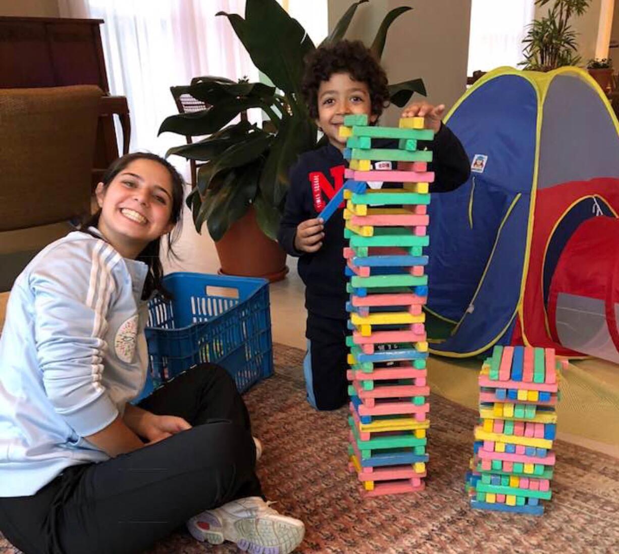 Brinquedoteca (Foto: Renata Menezes)
