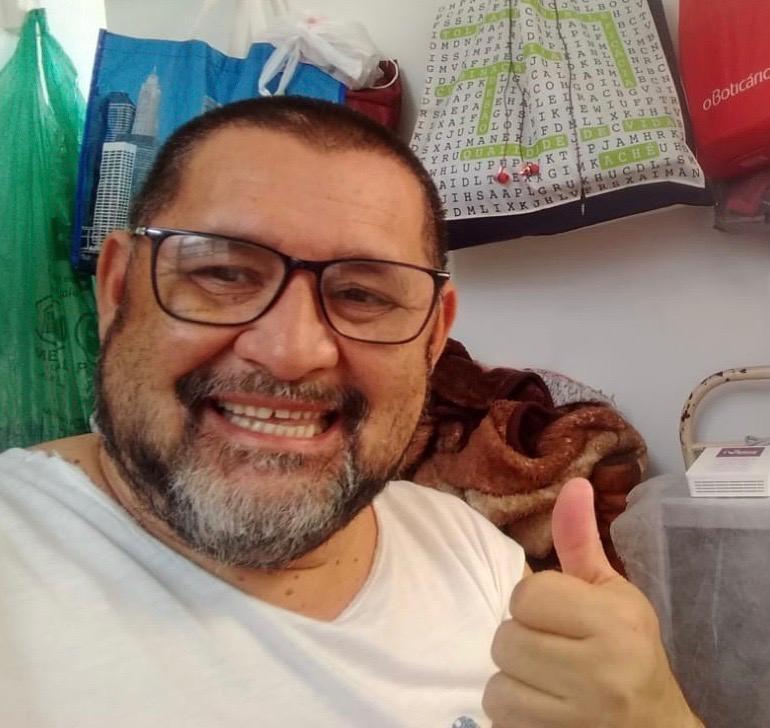 Porteiro de Itaquaquecetuba morre de Covid-19 após 20 dias de internação