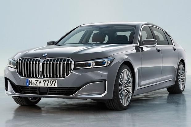 BMW Série 7 2020 (Foto: divulgação)