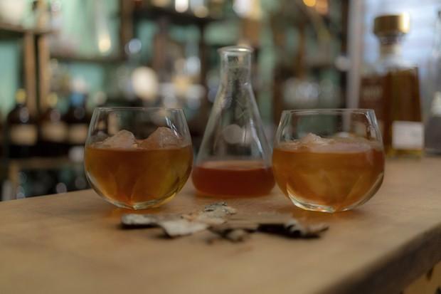 O drink Repousa, amor (Foto: Divulgação)