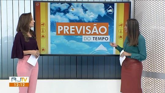 Sábado será de tempo seco e sol entre nuvens no Sul do Rio