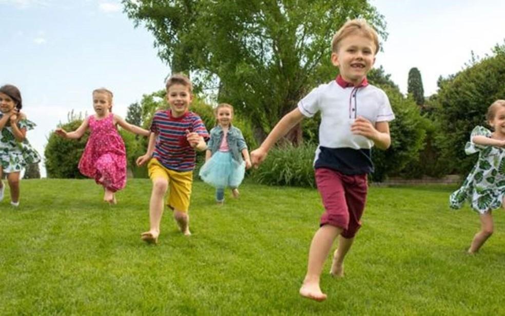 Crianças — Foto: Getty Images/BBC