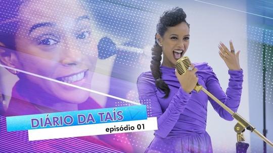 Série mostra a rotina de Taís Araújo, apresentadora do 'PopStar'