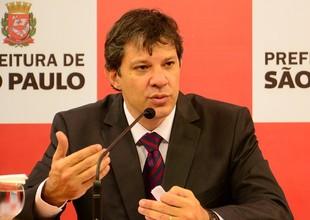 Haddad anuncia novas regras para comida de rua (Foto: Bruno Ulivieri / Brazil Photo Press)