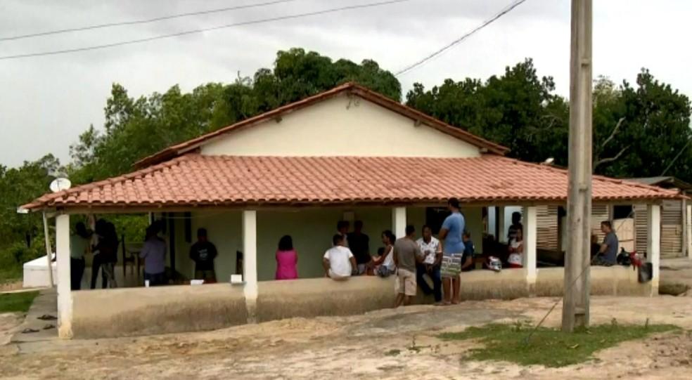 Irmãos são assassinados por Polícia Militar em assentamento de Pedro Canário, no ES — Foto: Reprodução/ TV Gazeta