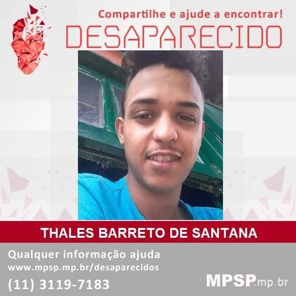 MP e Corregedoria da Polícia Civil investigam desaparecimento de rapaz após suposta abordagem de investigadores