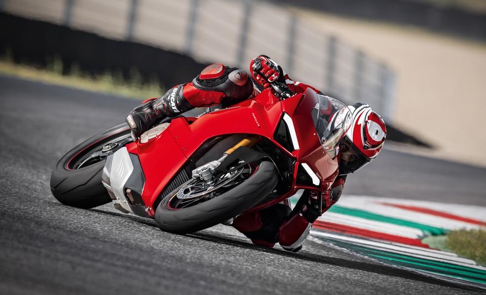 Ducati Panigale V4 S — Foto: Ducati/Divulgação