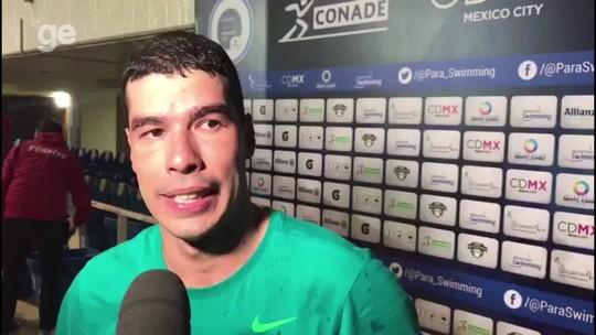 Daniel Dias cumpre promessa feita aos filhos e conquista quarto ouro no Mundial
