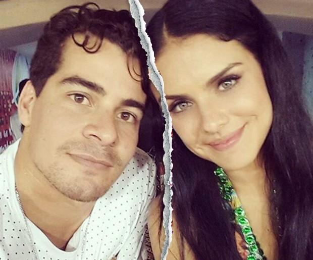 Thiago Martins e Paloma Bernardi (Foto: Reprodução / Instagram)