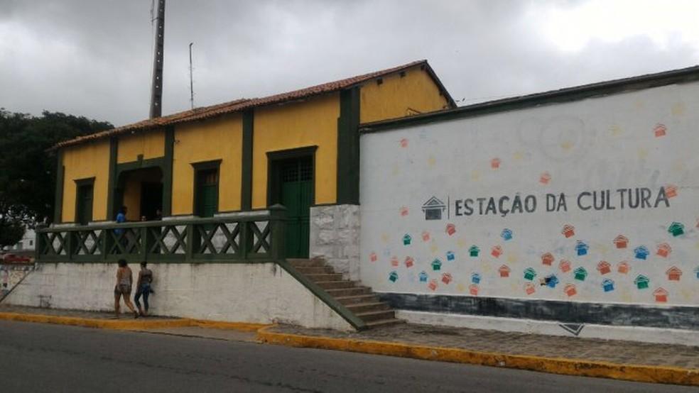 Estação da Cultura em Arcoverde, no Sertão (Foto: Assessoria/Divulgação)