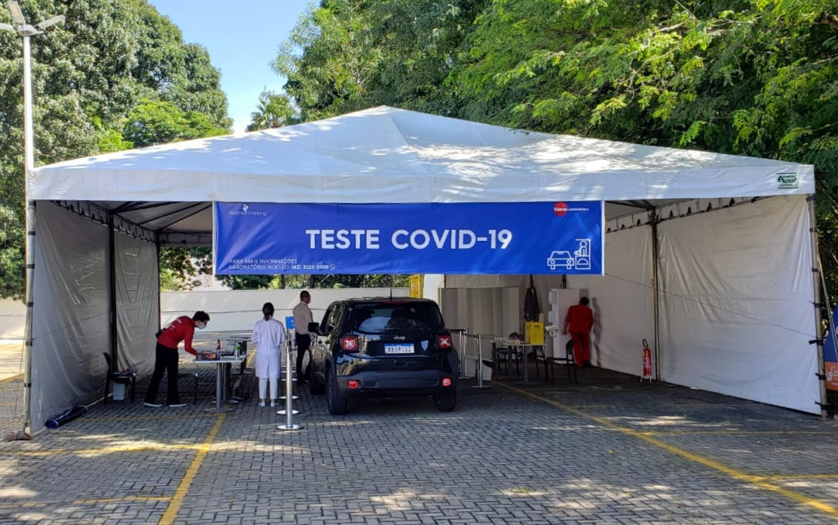 Goiás tem 742.606 casos de Covid-19 e 20.783 mortes