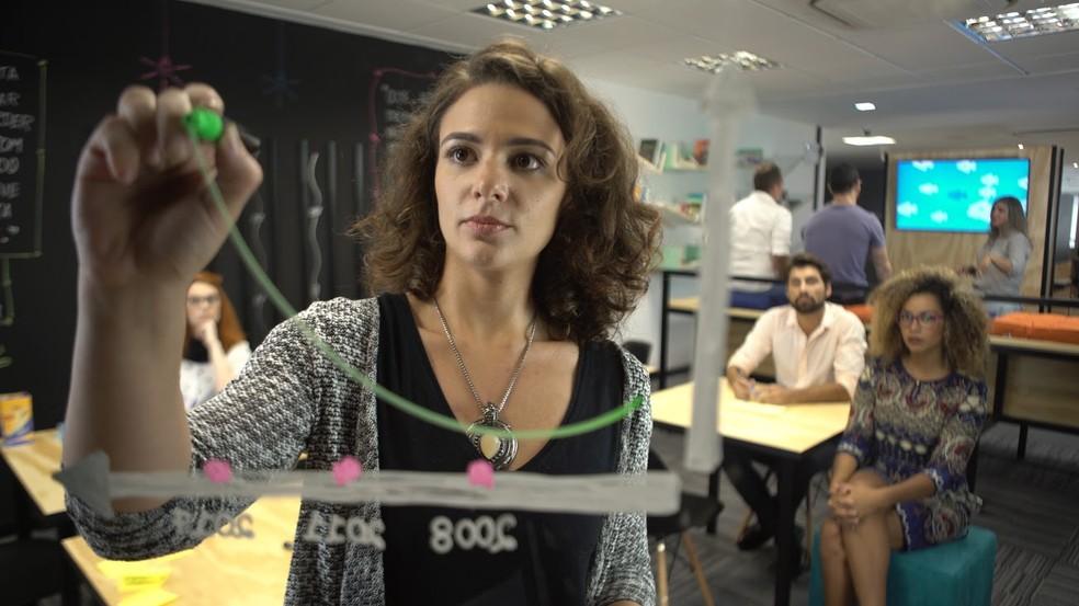 Espaço do SebraeLab sedia eventos com enfoque em inovação, economia criativa e colaborativismo — Foto: Canal 3