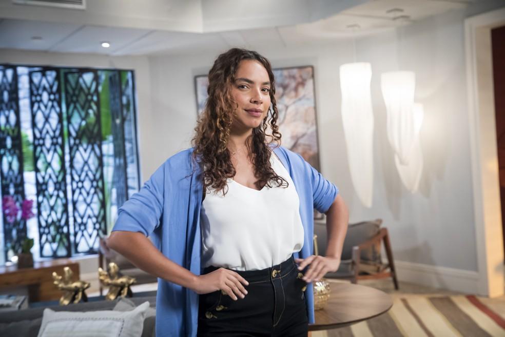 Gabriela Moreyra será Aurora em 'Salve-se Quem Puder' — Foto: João Miguel Junior/Globo