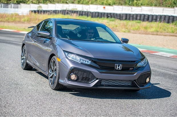 Quais s o os esportivos venda no brasil que concorrem for Honda civic hybrid 2018
