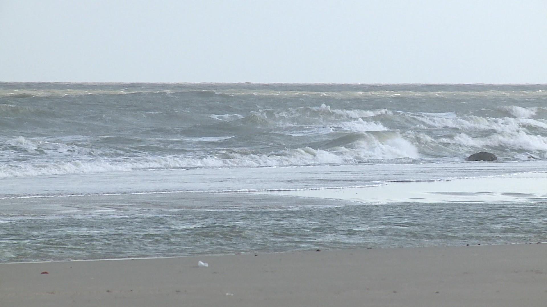 Marinha emite alerta de ventos fortes para o litoral de São Luís  - Notícias - Plantão Diário
