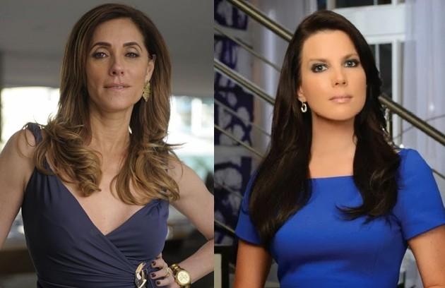 Grande vilã da história, Tereza Cristina foi vivida por Maritza Rodríguez. Christiane Torloni fez muito sucesso no papel (Foto: Reprodução)