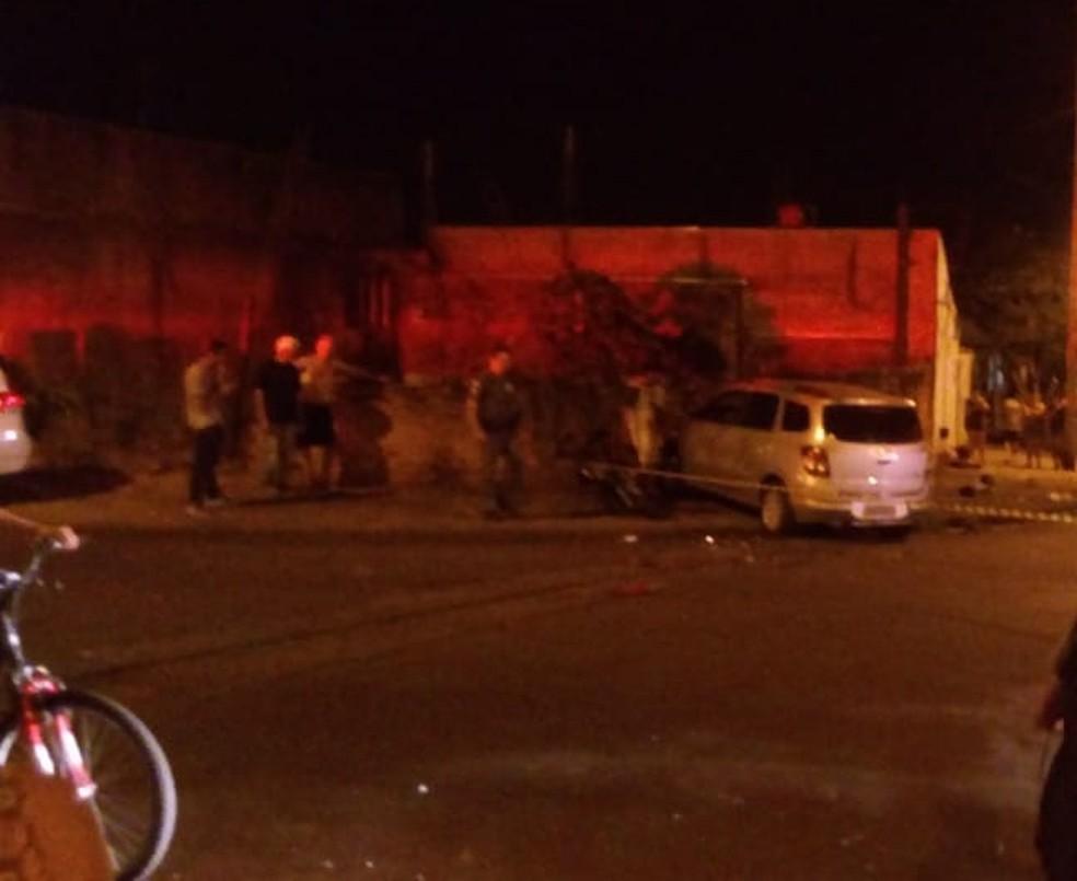 Jovem foi socorrido pelo Corpo de Bombeiros até a UPA de Ibitinga, mas não resistiu aos ferimentos — Foto: Arquivo pessoal