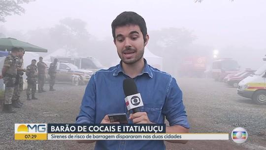 Moradores de Itatiaiuçu também são retirados de região de barragem da ArcelorMittal