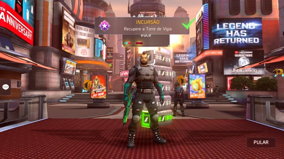 Excelentes gráficos e efeitos impressionantes são algumas das principais características do jogo — Foto: Reprodução/Cleiton Madruga