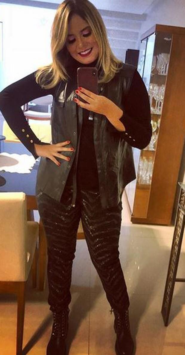 20 kg mais magra, Marília Mendonça recebe elogios na web (Foto: Reprodução/Instagram)