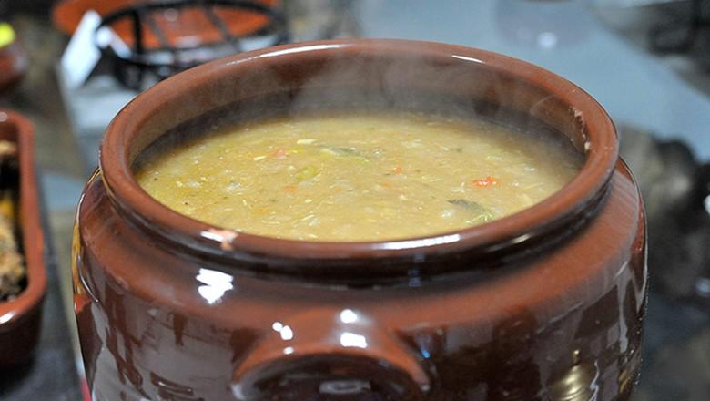 Pirão de Cambira é uma delícia para ser servid no almoço (Foto: Divulgação)