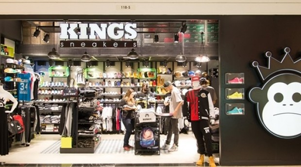 Loja Kings Sneakers Shop - 620×345