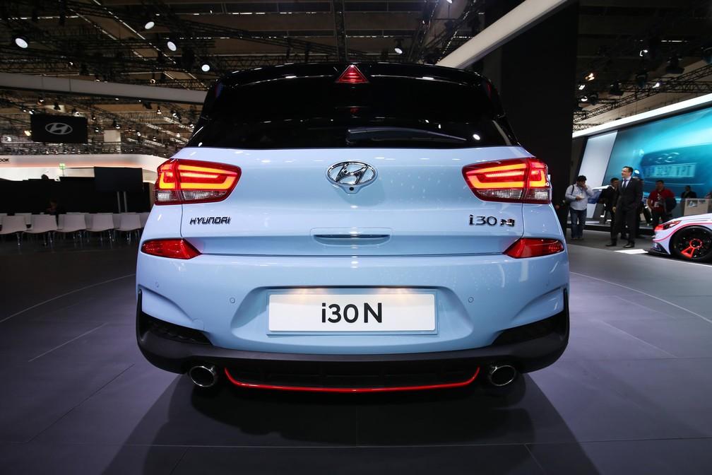 Hyundai i30 N (Foto: Divulgação/Newspress)