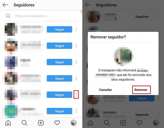 Como remover seguidores da sua conta no Instagram | Dicas e